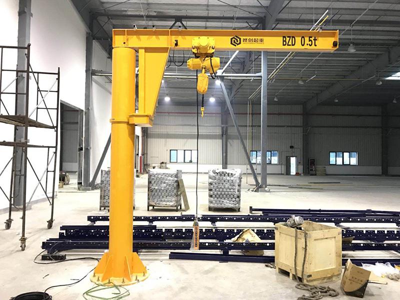 定柱式悬臂吊BDZ0.5t